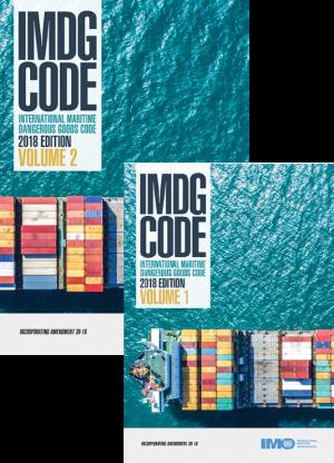 International Maritime Dangerous Goods Code 2018 Edition